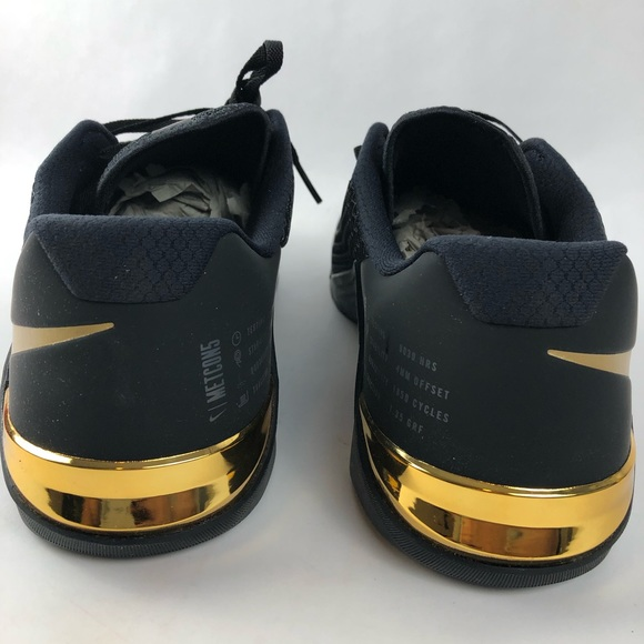 metcon 5 gold black